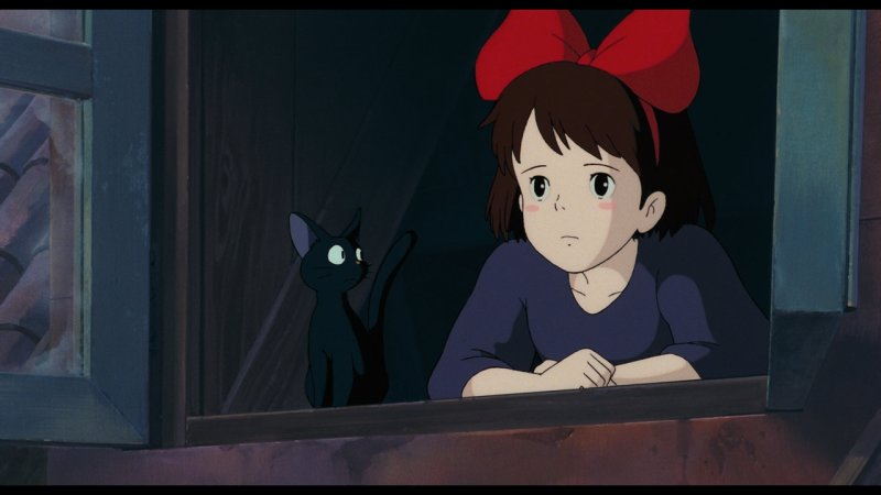 Kiki's Delivery Service as a metaphor for loss
