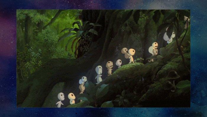 tree spirits kodama