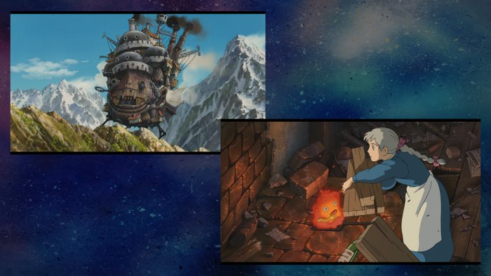 Howl's Moving Castle resolution