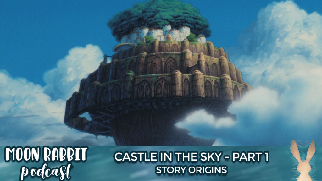 castle in the sky story origin